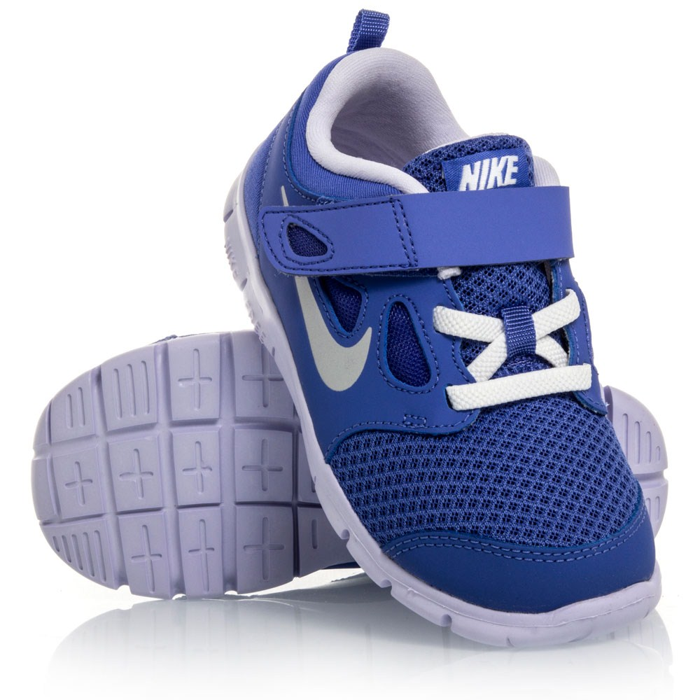 Buy Nike Tdv Toddler Girls Running Shoes Blue