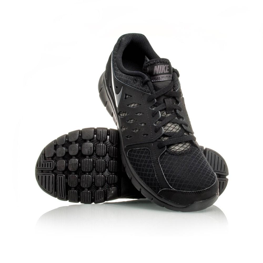 Nike running shoes for men 2013 black