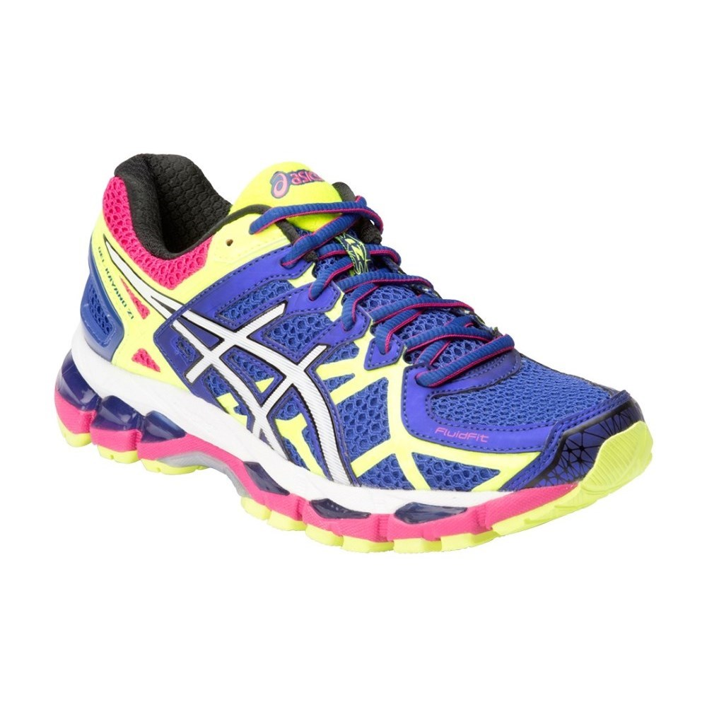 women's asics flash yellow