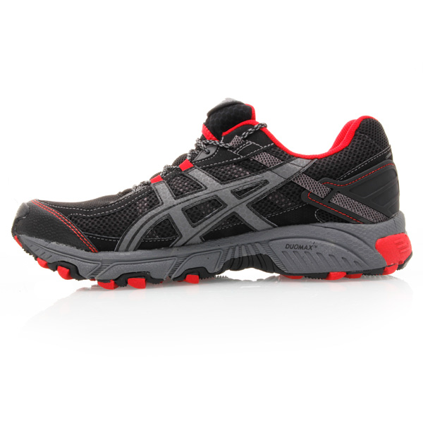 the most popular of the asics trail shoes the asics gel trabuco 14 is