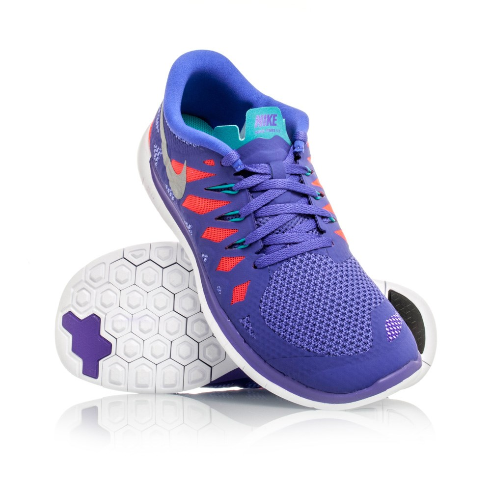 nike purple sneakers kids