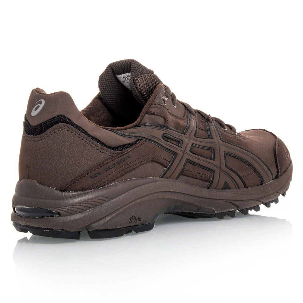 Asics Gel Odyssey WR (D) - Mens Walking Shoes - Brown