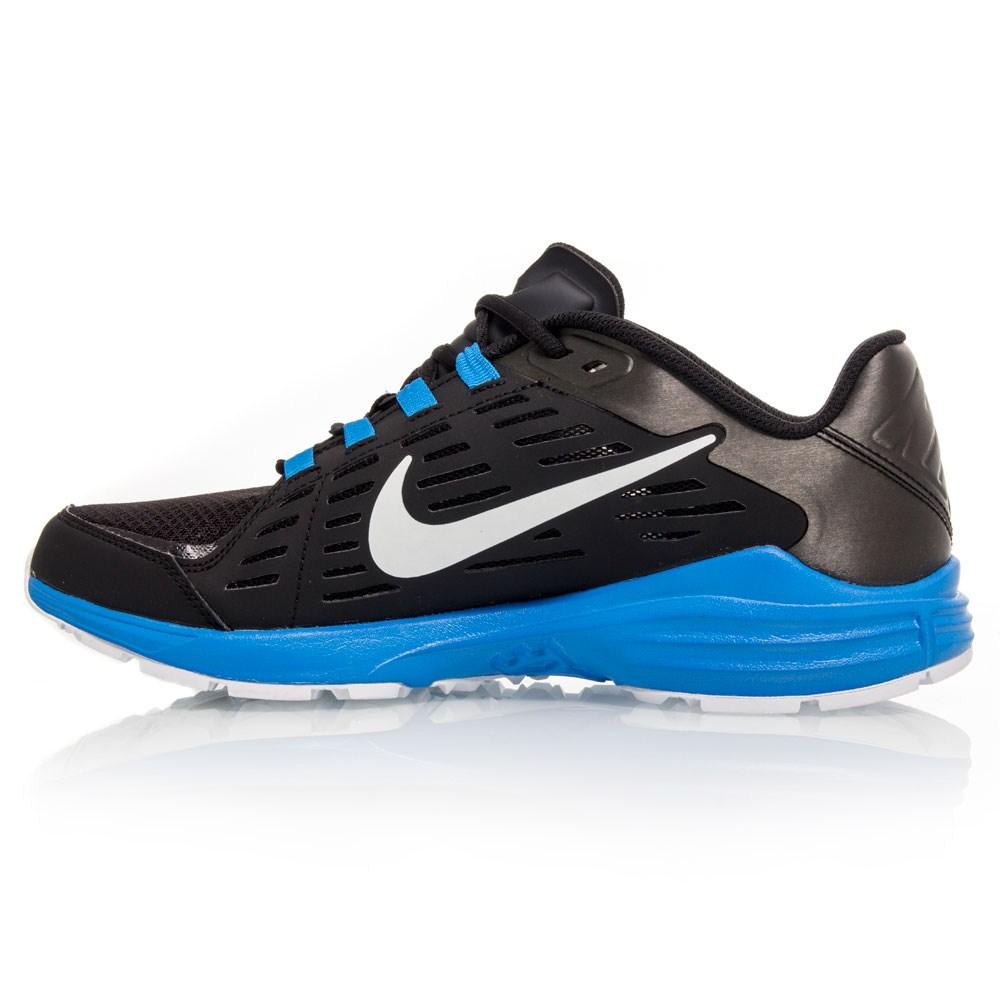 Inov8 Roclite 295 Mens Trail Running Shoes Black/Blue 479536-5054167167