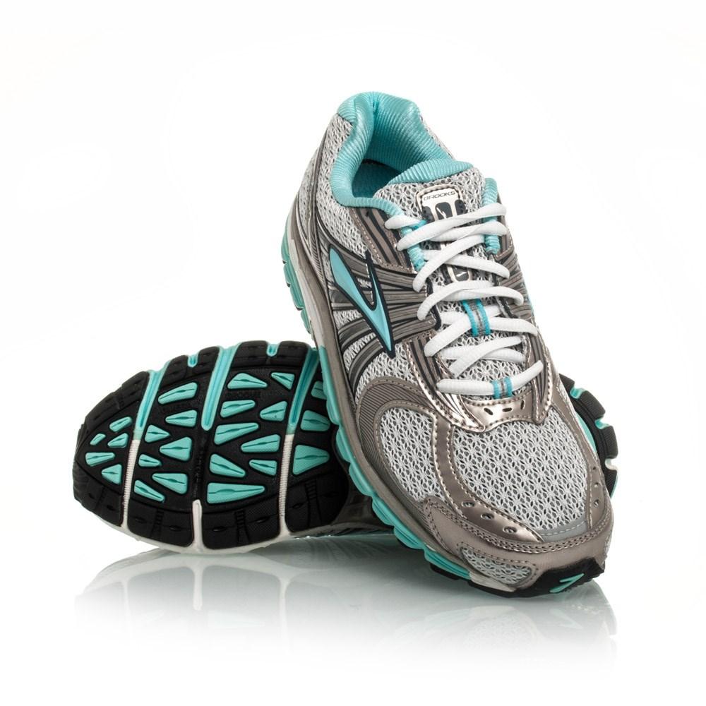 Women's Brooks 'Ariel 14' Running Shoe, Size 8.5 B - Grey