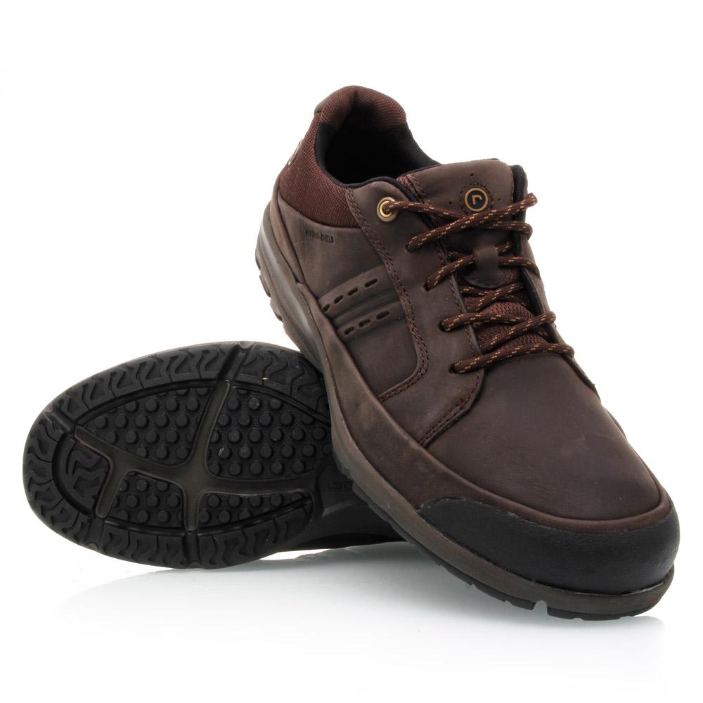 Rockport SC Blucher Lace Up - Mens Walking Shoes - Brown