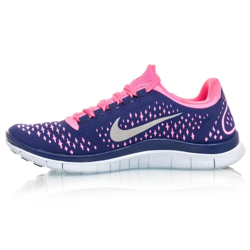 pink and purple free runs