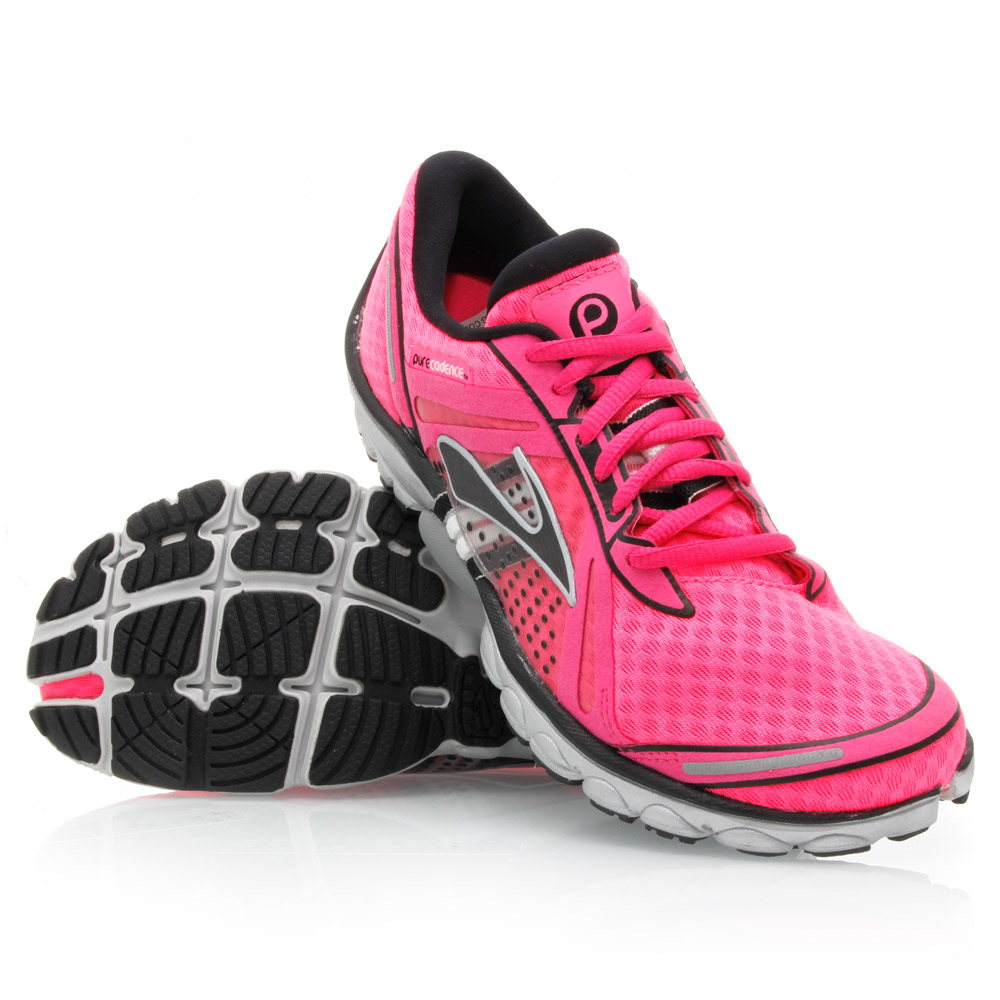 Women's Brooks PureConnect Running Shoes Product Video - image 3 from the video