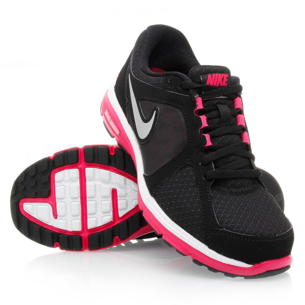 Women's Nike Dual Fusion Run 3 Running Shoes - 525752 001 | Finish