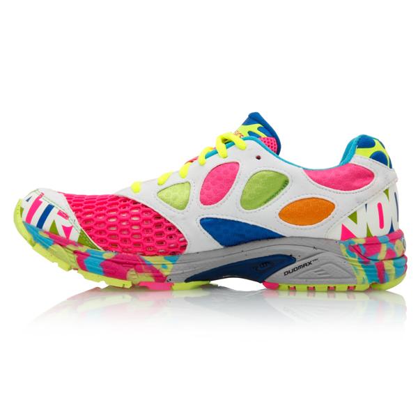 Asics Gel Noosa Tri 7 - Womens Running Shoes - Pink/White