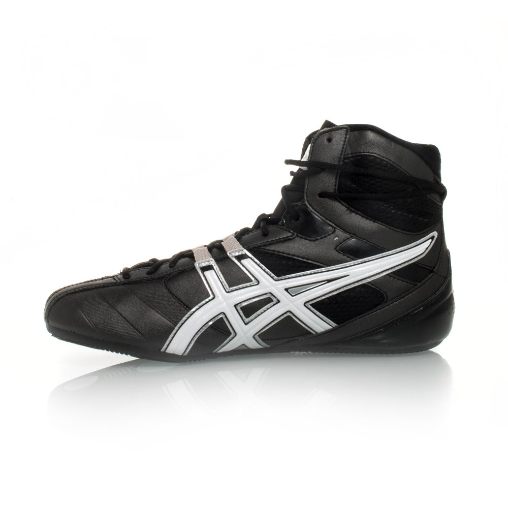 Asics Matflex 3 - Mens Boxing/Wrestling/Martial Arts Shoes - Black