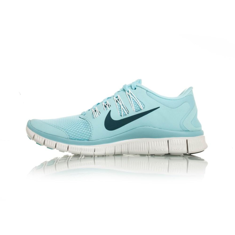 Nike Free 5.0 Light Blue