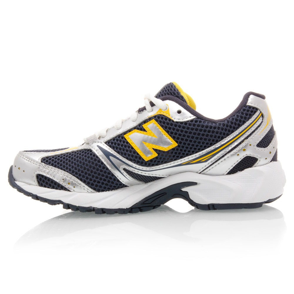 16% Off New Balance 328 - Junior Boys Running Shoes - Blue/Silver ...