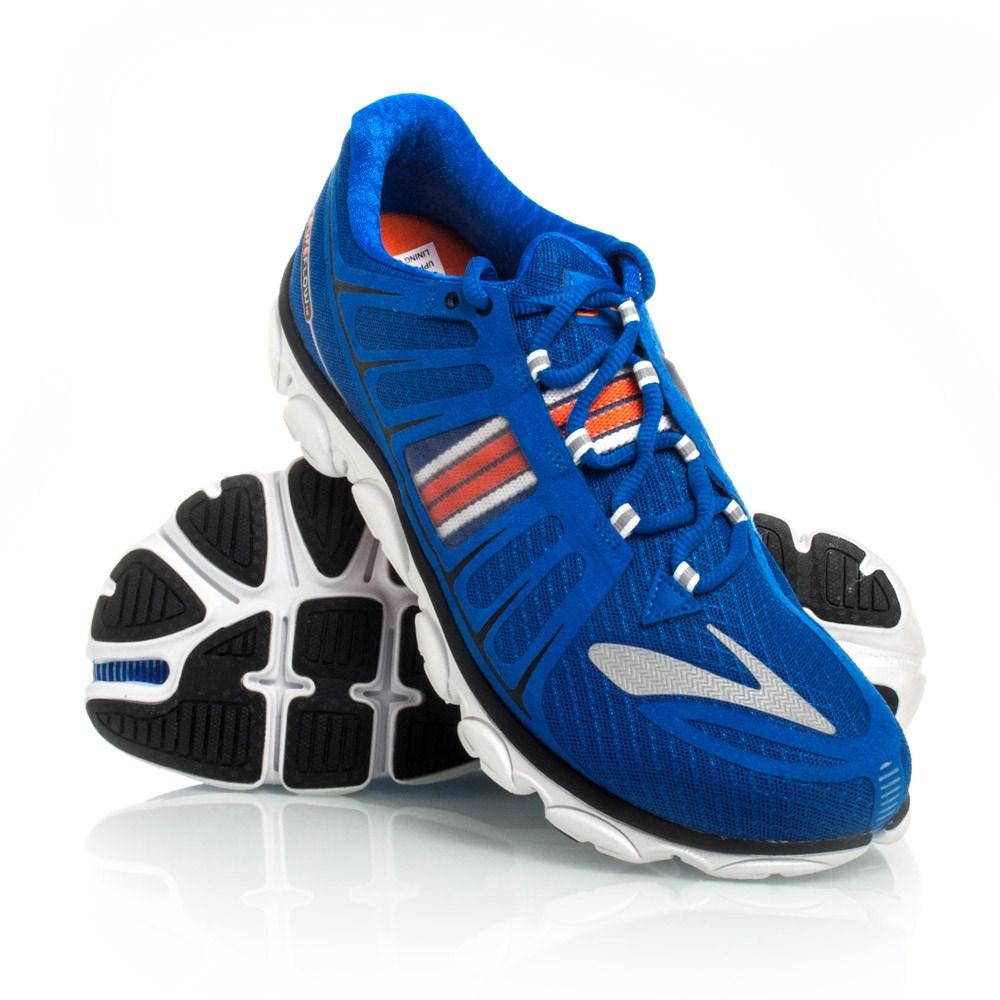 Brooks PureFlow 2 - LAST SIZE 10US - Mens Running Shoes - Blue/Orange