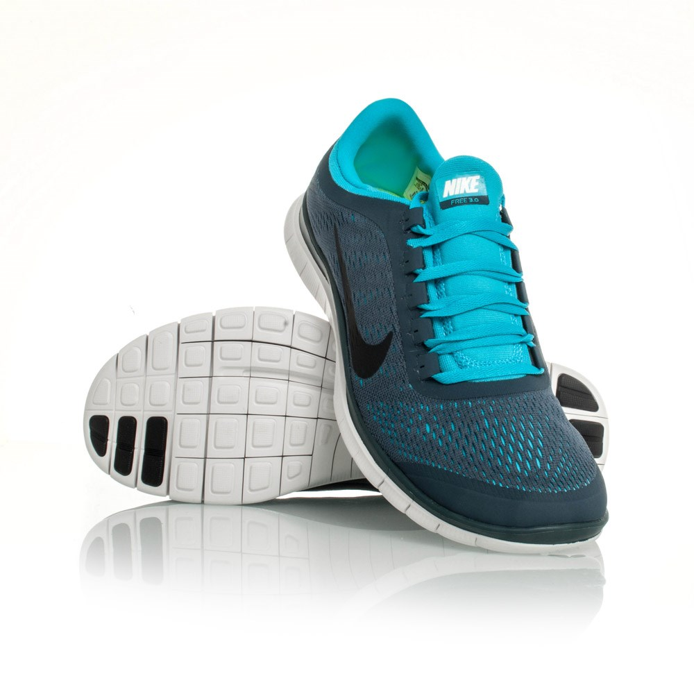 Nike Free 3 0 V4 Mens Running Shoe Grey Blue Alibaba Famous Brand Cheap Shoes Sweden