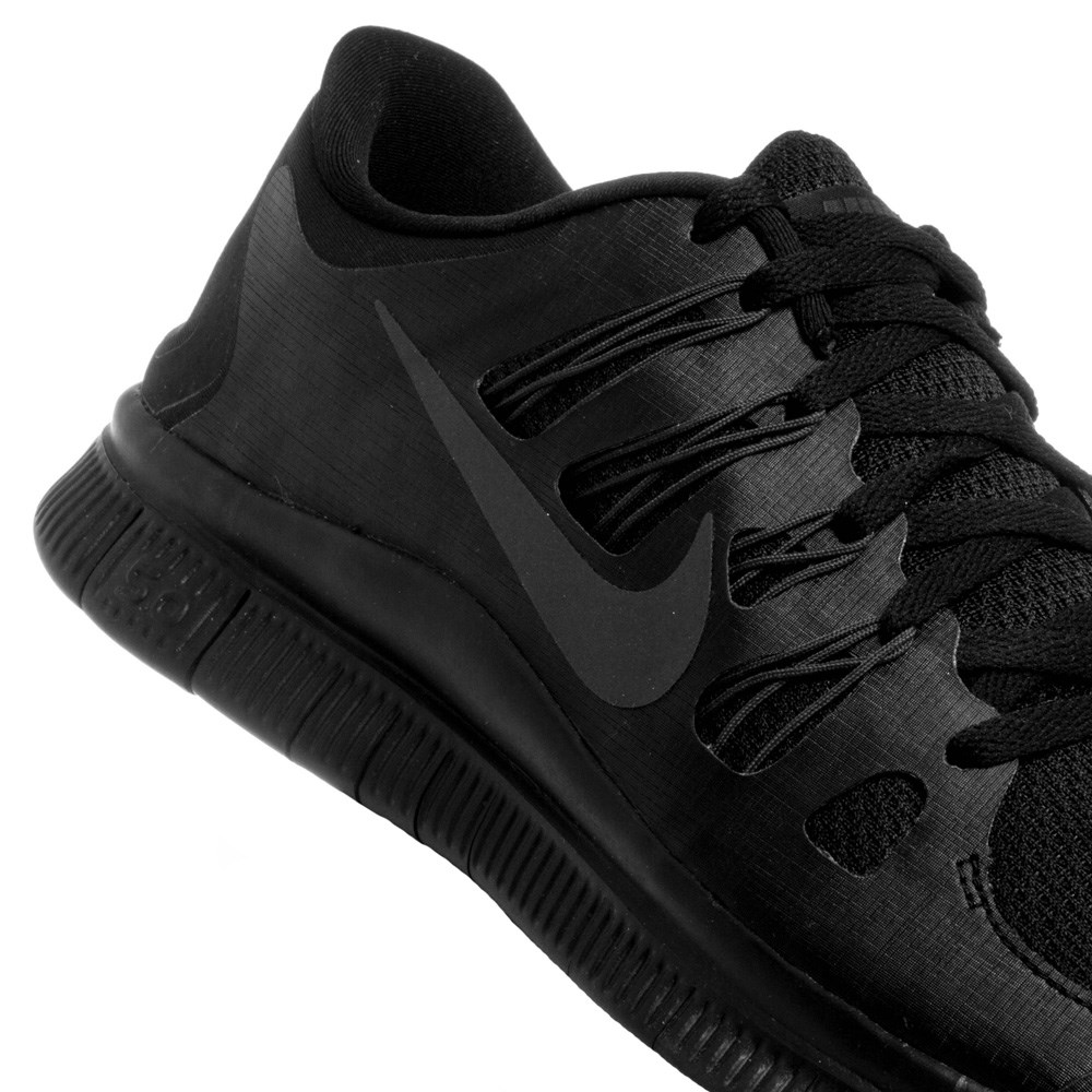 3a118b Women 27s All Black Nike Free Run 5.0 Nikes Discount Nike Free Run 5.0 All Black