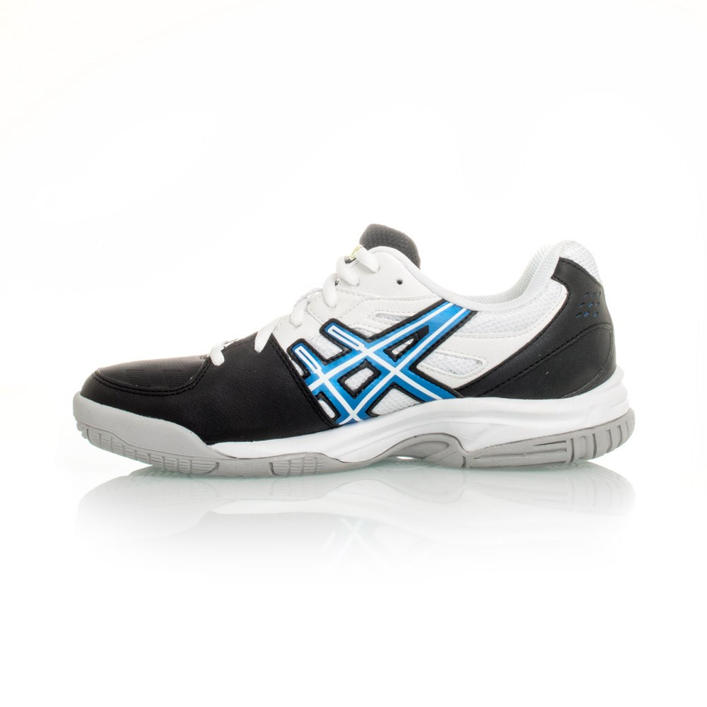 33 asics gel 4 gs boys tennis shoe