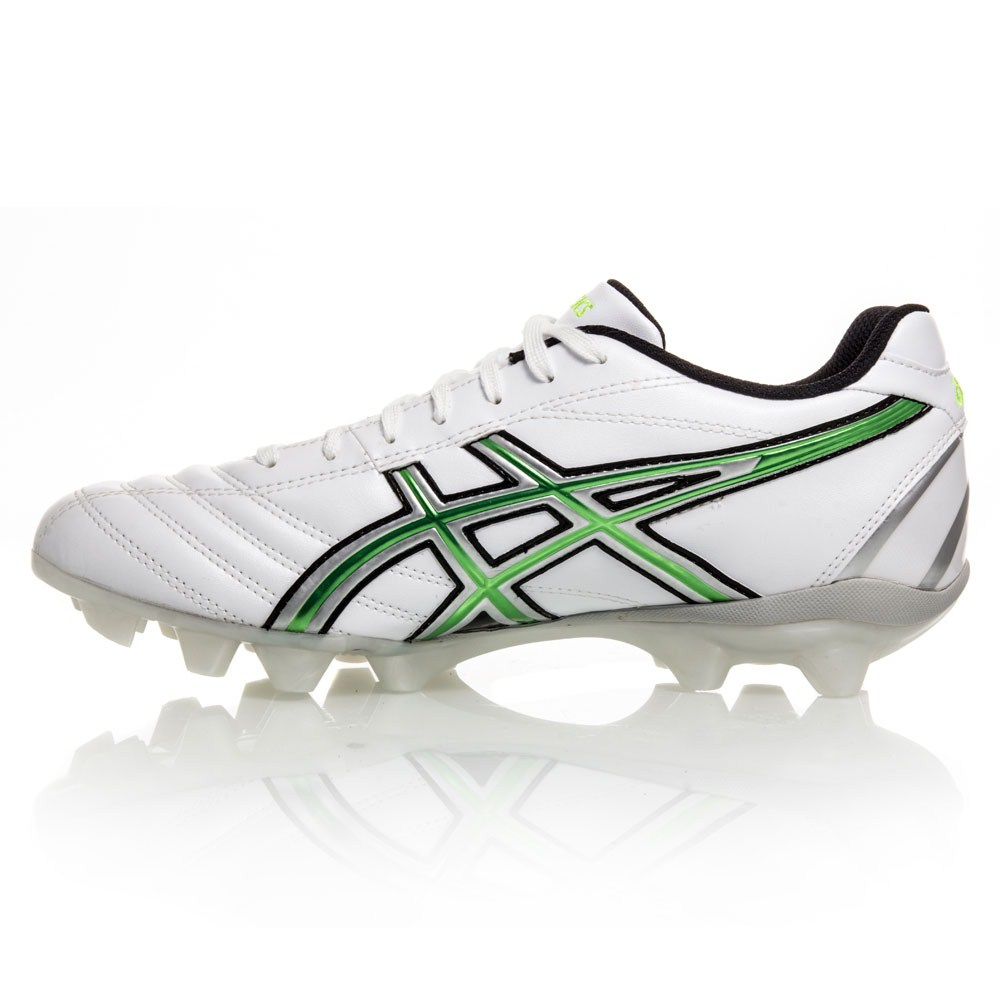 Asics Green Boots