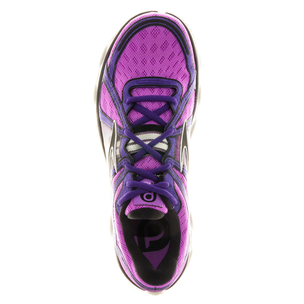 Brooks PureFlow - Womens Running Shoes - Purple/Black/Silver