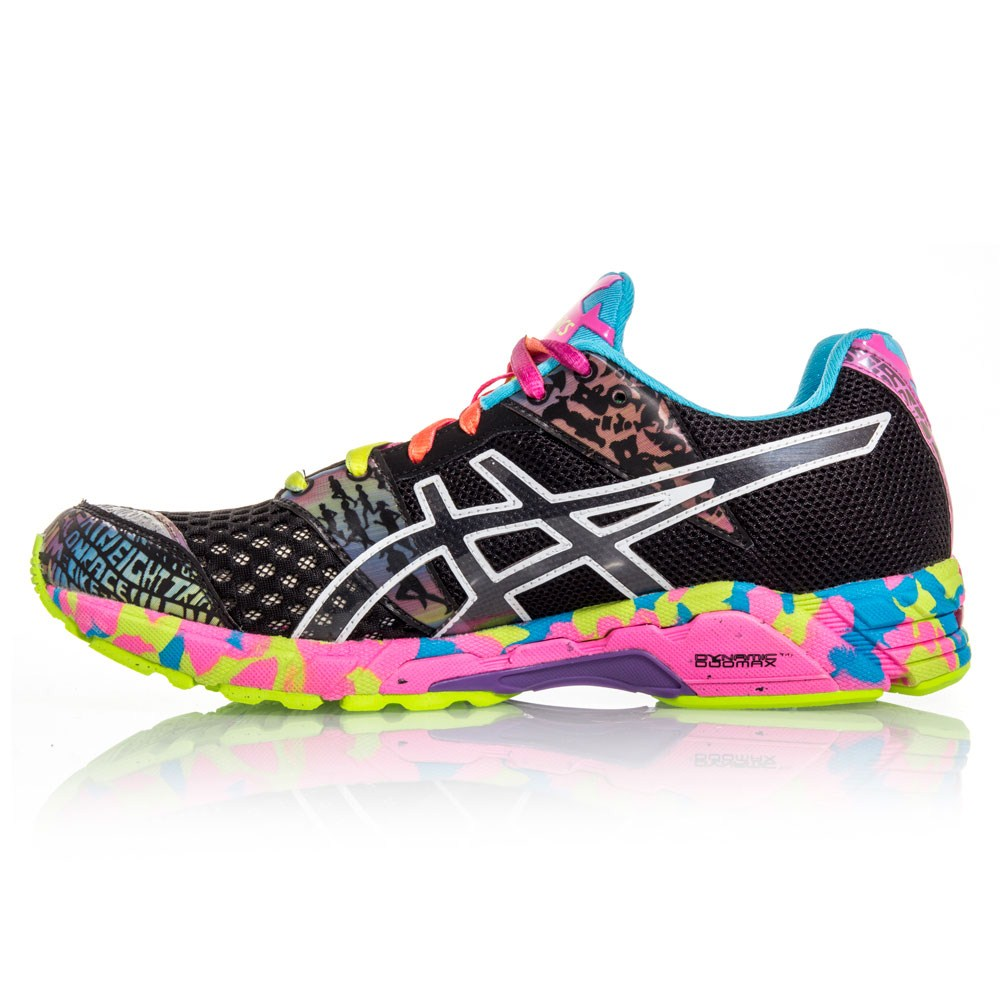 Be beautiful and eye-catching wearing the irresistible Asics Gel Noosa