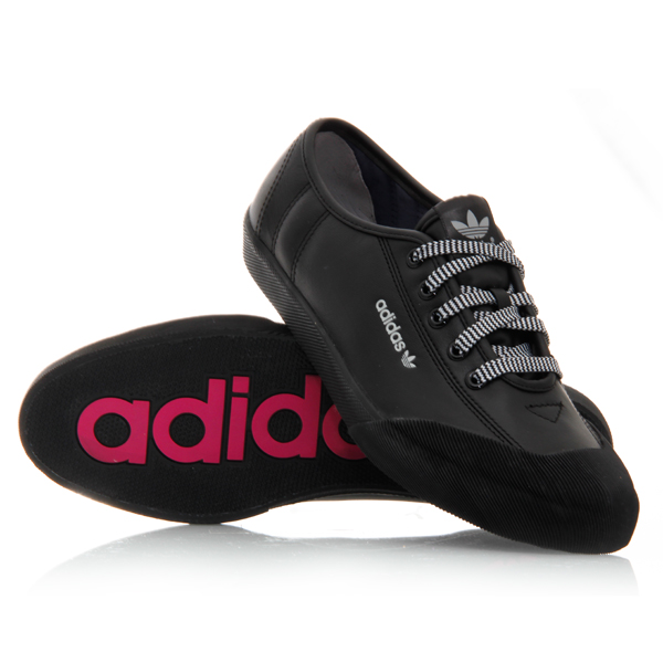 Adidas Lady Leisure - Womens Casual Shoes - Black