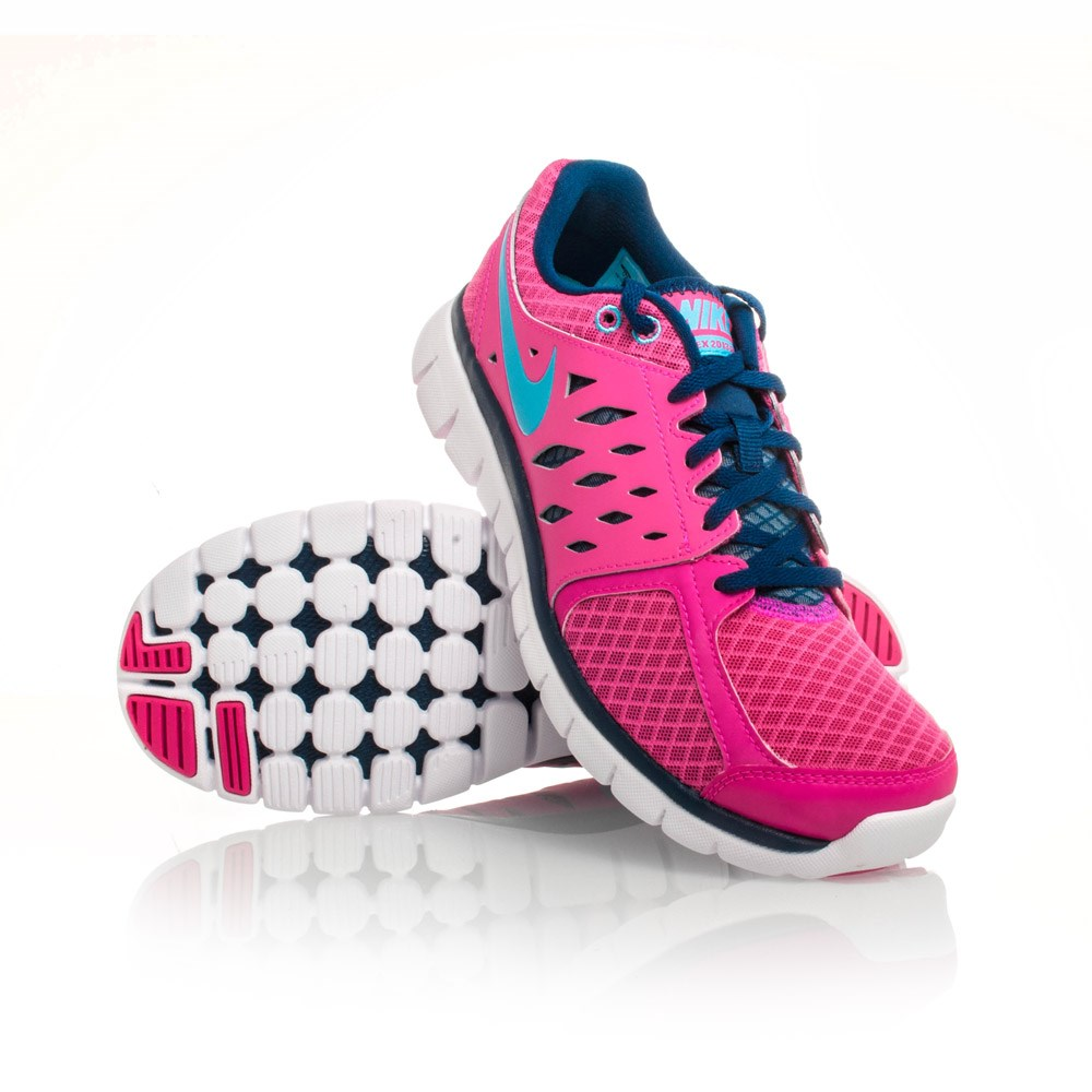 Coleen Rooney and Nike Women's Flex 2012 Running Shoes (#2592750