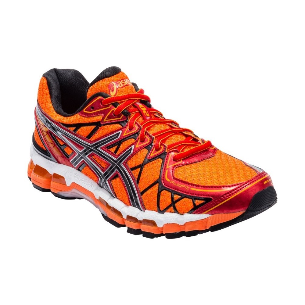 asics gel kayano 21 orange