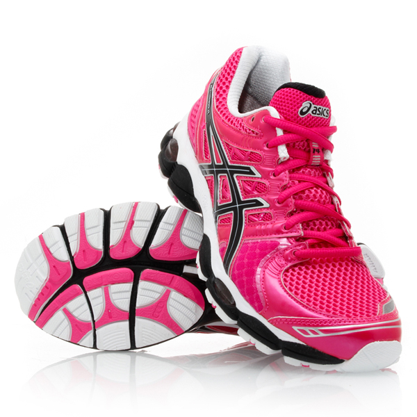 Womens Asics Nimbus Running Shoes 27