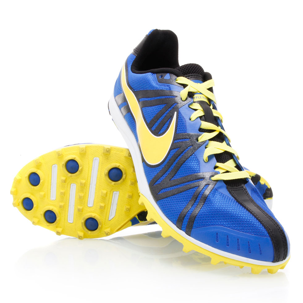 12 nike zoom waffle racer 8 mens track and field