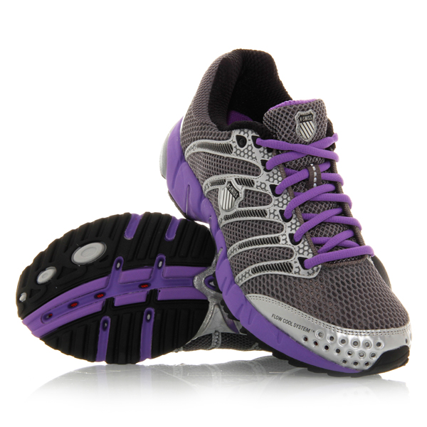 K-Swiss Womens Tubes Run 100 Running Shoes | Sportsman's Warehouse
