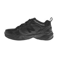 Womens Black Slip Resistant Shoes