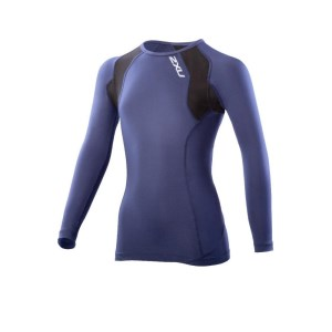 2XU Youth Compression Long Sleeve Top