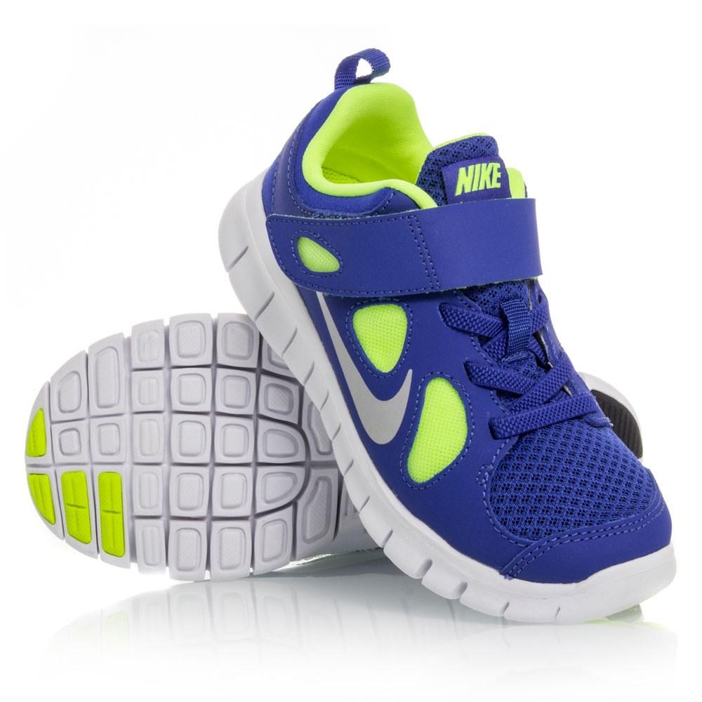 Nike Shoes For Boys Blue Nike free 5.0 psv - pre-school