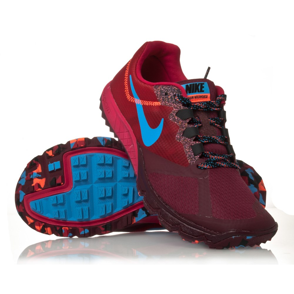 Bright-red Womens Trail Latest Nike Zoom Terra Kiger Running Shoes 55267f7e
