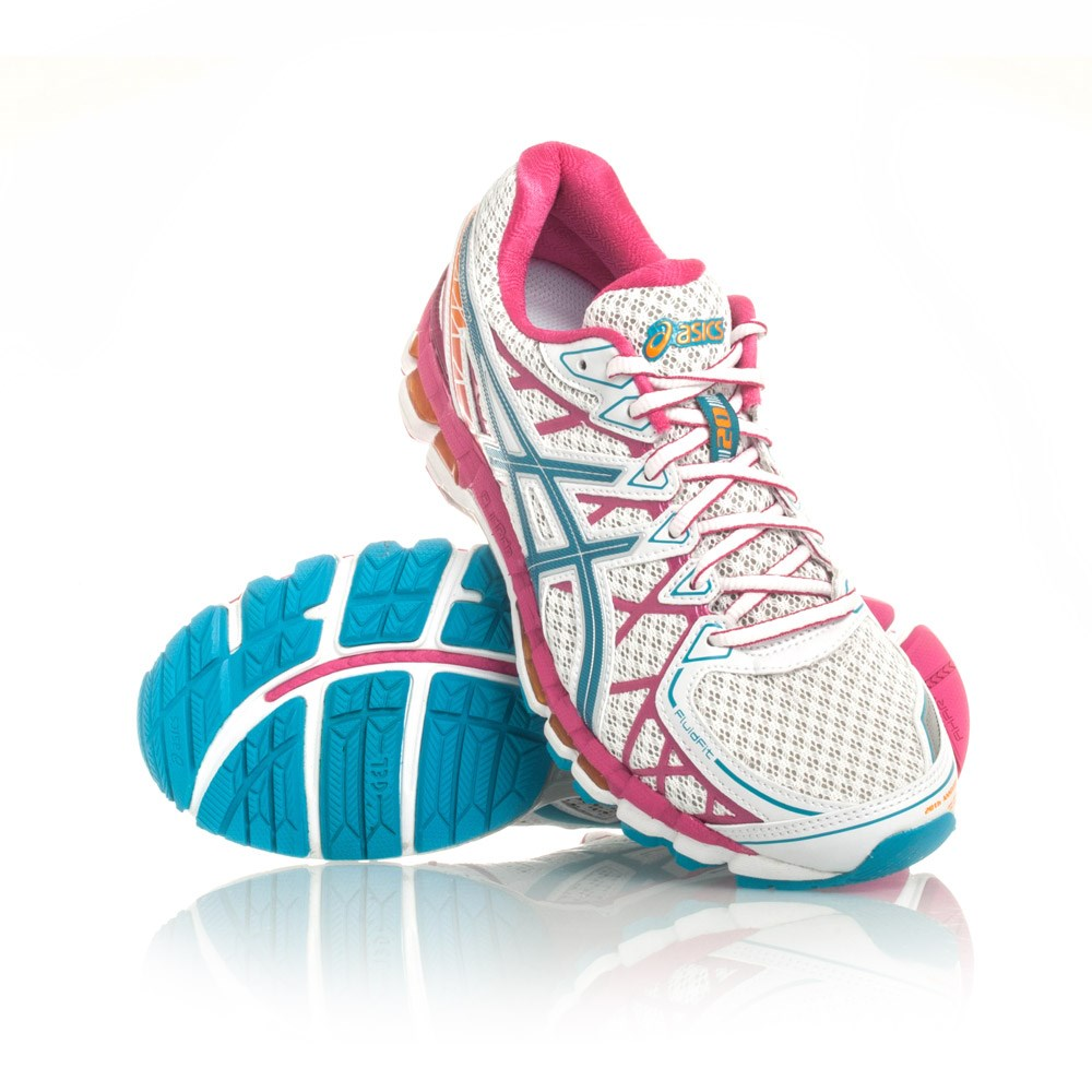 Coupon For Womens Asics Gel-kayano 20 - Shop Product Asics Gel Kayano 20 Womens Running Shoes White Gulf Stream Berry