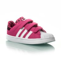Adidas Originals Superstar 2 CF I - Toddler Girls Casual Shoes