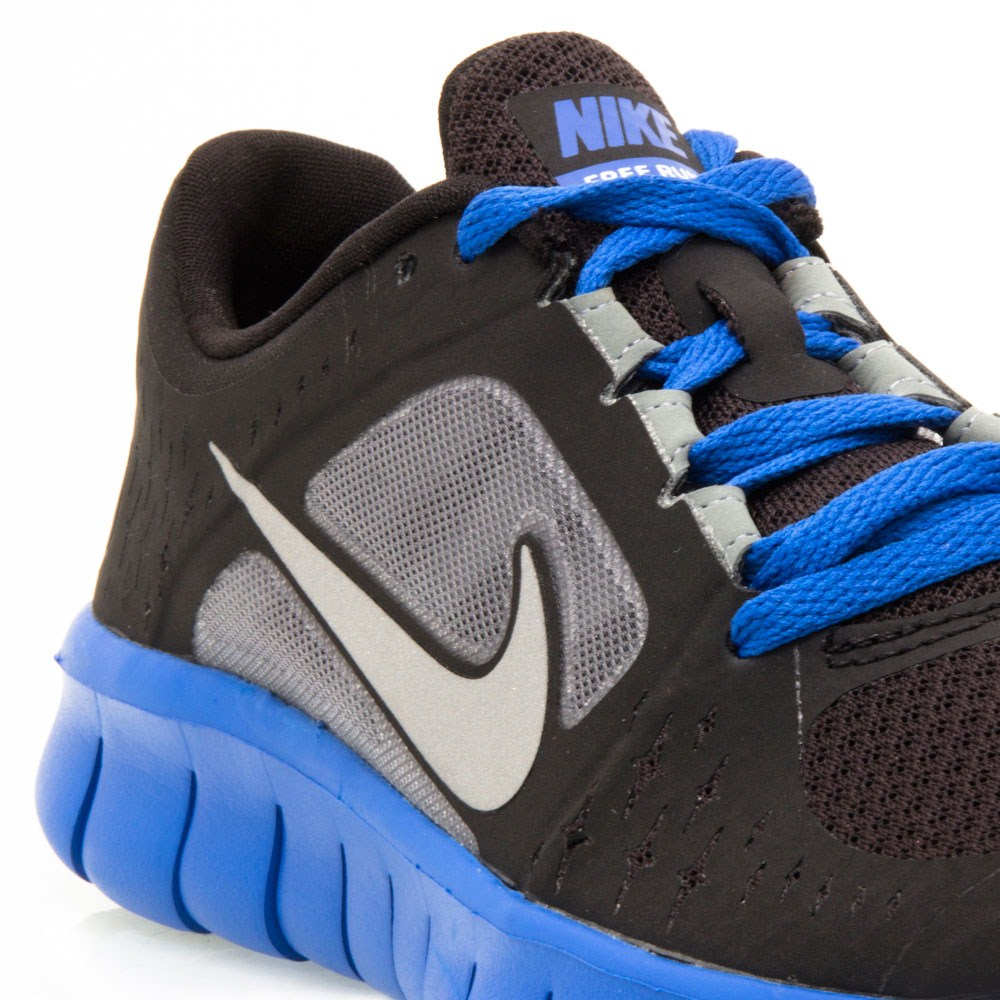 ... Nike Free Run 3 Black Blue
