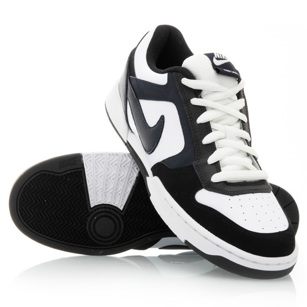 nike black casual shoes