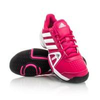Adidas Barricade Team 3 XJ - Kids Girls Tennis Shoes
