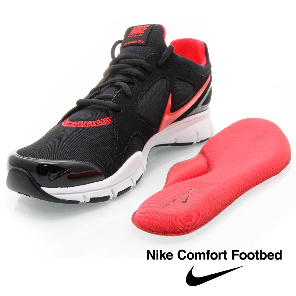 Nike In-Season TR 2 - Womens Training Shoes - Black/Pink/White